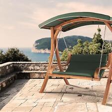 hollywoodschaukeln aus holz ebay. Black Bedroom Furniture Sets. Home Design Ideas
