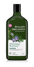 Avalon Rosmarino Shampoo Volumizzante Orangic Essenziale capelli riparatore