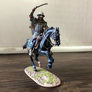 First Legion: TYW009 Polish Winged Hussar Attacking with Sword (RETIRED) MIB