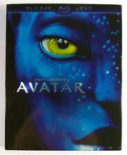 Avatar (Blu-ray / DVD, 2010, 2-Disc Set) w/ Slipcase BRAND NEW! SEALED!