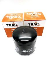 2 - Ford Tractor Spin-On Oil Filter 2000 3000 4000 5000 86546614 E7NN6714AA