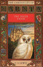 The Silver Chair (The Chronicles of Narnia), Lewis, C. S., Used; Good Book