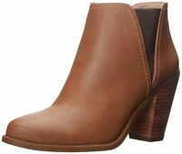 Jessica Simpson Women's Cinco Boot Bourbon 5.5 B(M) US