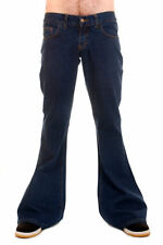 Unbranded Cotton Mid Rise Stonewashed Jeans for Men