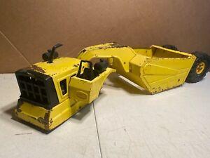 Tonka Toys Mighty Tonka Scraper 1970's Missing Parts FREE SHIPPING