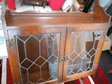 Old Charm Oak Dining Room Cupboards