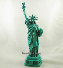 Statue of Liberty Verdigris Green Statue Figurine Sculpture Figure Ornament NEW