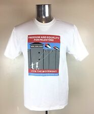 American For Palestine Freedom & Equality Shirt - Men's Size Large
