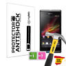 Screen protector Anti-shock Anti-scratch Anti-Shatter Clear Sony Xperia L
