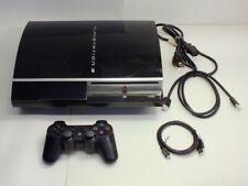 !!! PLAYSTATION PS3 FAT Konsole 80GB V4.60 CECHL04 + Controller GUT !!!