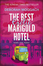 The Best Exotic Marigold Hotel, Moggach, Deborah, New Book