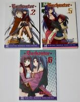 """Enchanter"" Manga Graphic Novel Lot Of 3 #2, #5, #6"