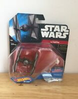 Star Wars Disney Hot Wheels Die-Cast Mattel First Order Tie Fighter