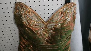 formal dress size 10 petite
