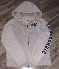 Abercrombie & Fitch Sweatjacke XL
