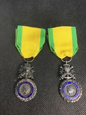 Lot de médaille militaire - Ordre Order medal
