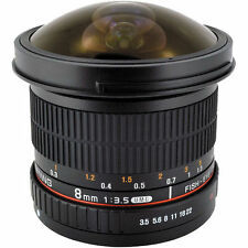 Ultra Wide Angle Lens for SLR Cameras