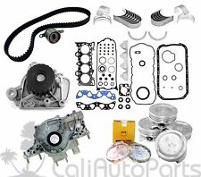 96-00 HONDA CIVIC DEL SOL 1.6L D16Y D16Y7 D16Y8 SOHC GRAPHITE ENGINE REBUILD KIT