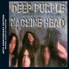 Deep Purple Machine Head - 40th Anniversary - dig. rem. 2012 Neu & OVP