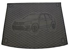 Kofferraumwanne für VW Touareg 1 2 02-18 Laderaumwanne Gummiwanne Motiv Matte Wa