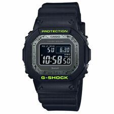 Casio G-shock GWB5600DC-1 Digital Camo Camuflaje Cuadrada Reloj Negro Amarillo Neón