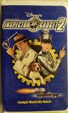 Inspector Gadget 2 (VHS, 2003)
