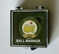 2009 Masters golf ball marker augusta national Pga