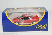 . IXO RALLY CAR PEUGEOT 307 WRC SWEDISH RALLY 2005 MARTIN PARK MINT BOXED