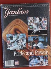1988 NEW YORK YANKEES ANNUAL YEARBOOK