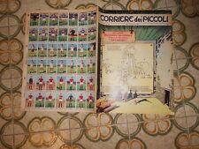 CORRIERE DEI  PICCOLI   NR 48   1966 figurine  VARESE TORINO SAMPDORIA + inserto
