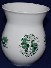 Antike design Vase Meissen grüner Drache ca.12cm