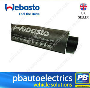GENUINE WEBASTO/EBERSPACHER THERMODUCT 60mm Duct insulation 750mm long 41S70014A
