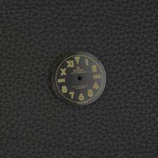 ROLEX Zifferblatt CALIFORNIA BLACK Schwarz DIAL Perpetual 24,7mm Bubbleback