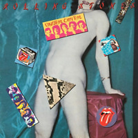 THE ROLLING STONES - Undercover (LP) (VG-/VG-)