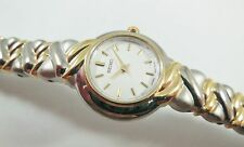 Seiko SXJZ36 Two-Tone Base Metal 1N00-5L08 Sample Watch NON-WORKING