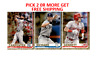 2019 Topps Series 1 Gold Parallels #'d/2019 Pick 2 or More Get Free Shipping