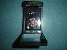 Zippo Lighter Jeff Gordon 1993 Winston Cup Rookie of The Year New In Box RARE