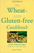 THE WHEAT- AND GLUTEN-FREE COOKBOOK., Noble, Joan., Used; Very Good Book