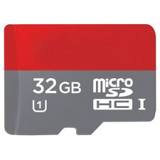 32GB Micro SD TF Flash SDHC Memory Card with SD Adaptor 30mb/s UHS-1 Class 10
