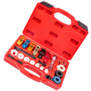 22pcs A/C Transmission Fuel & Air Conditioning Line Disconnect Removal Tool Set