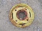 "John Deere tractor JD front press steel 6 15"" x 3"" 6 bolt rim for tire"