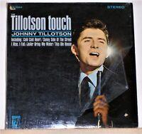 Johnny Tillotson - The Tillotson Touch - 1964 Stereo Vinyl LP Record Album