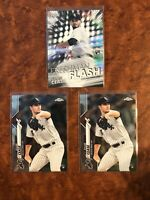 Dylan Cease 2020 Topps Chrome Lot Rookie RC White Sox Freshman Flash