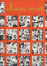 JAN ROT rot warm & tender (24 fans can't be wrong) NEAR MINT LP1988