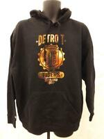 NEW W/TAGS DETROIT TIGERS MENS LARGE L HOODIE by STITCHES