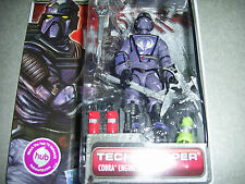 GI Joe 30th Anniversary Techno-Viper Cobra Engineer G.I. Joe 34332/24732