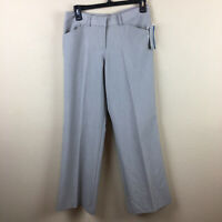 NEW Worthington Dress Pants Trouser Legs Size 4p Modern Fit Industrial Gray Grey