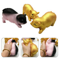 1Pc Cute jumbo pig squeeze charm toys slow rising stress reliever toy gift
