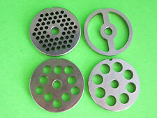 4 pc combo set for Porkert size #8 meat grinder mincer food chopper