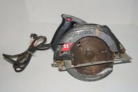 """Skil Skilsaw Legend Model 5155 7 1/4"""" 2.4HP 11 Amp Circular Saw w/ Case"""